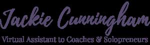 Jackie Cunningham Logo